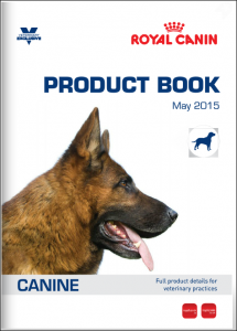 Canine Product Book